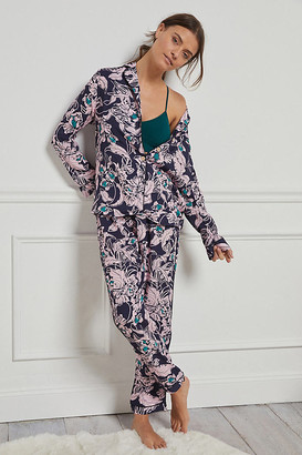 Maaji Azalea Daydream Pajama Set By in Blue Size S