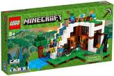 Lego Minecraft Secret Waterfall Escape 21134