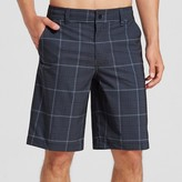 Men's Hybrid Black Plaid Short - Mossimo Supply Co.
