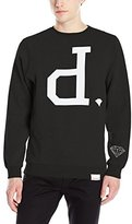 Diamond Supply Co. Men's Un Polo Crew Neck Sweater