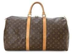 Louis Vuitton Vintage Monogram Keepall 50 Travel Bag
