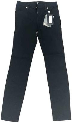 Versus Black Cotton - elasthane Jeans for Women