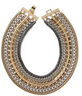 BCBGMAXAZRIA Hive & Honey Multi-Layer Chain Necklace