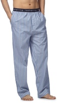 Red Herring Blue Striped Pyjama Bottoms