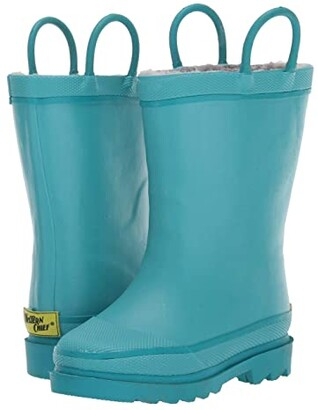 Western Chief Winterchief Rain Boot (Toddler/Little Kid/Big Kid) (Teal) Kids Shoes