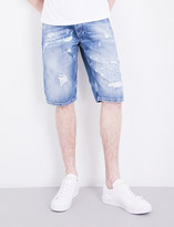 Diesel Kroshort-ne relaxed-fit denim shorts