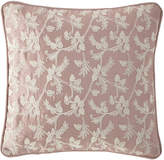 """Waterford Victoria Orchid Decorative Pillow, 14""""Sq."""