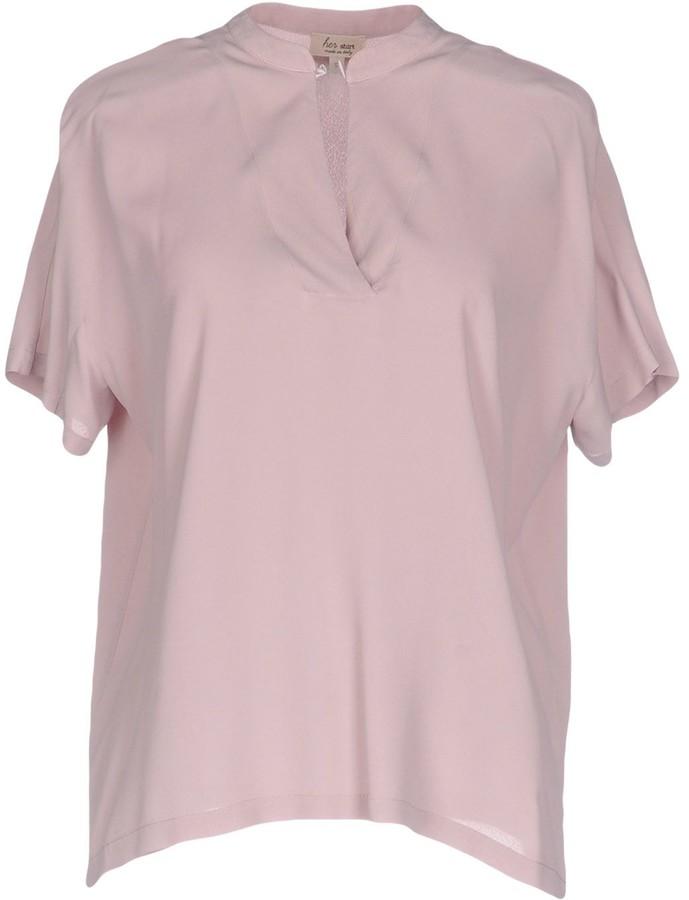 Her Shirt Blouses - Item 38713375FE