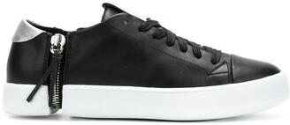 Diesel Side Zip Sneakers