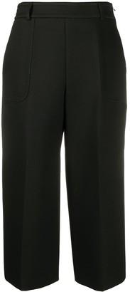 Mulberry Vivian pique trousers