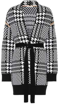 Max Mara Malizia wool and cashmere cardigan
