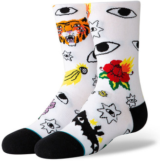 Stance Cavolo Stars Kids Socks
