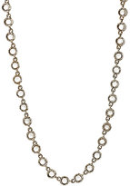 Irene Neuwirth Diamond Collection Women's White-Diamond Circular-Link Necklace