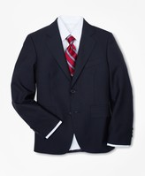 Brooks Brothers Two-Button BrooksEase Prep Jacket