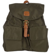Bric's NEW X-Travel Backpack Olive