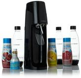 Sodastream Fizzi Sparkling Drink Kit with 3 Fruit Flavors, (3) 1-Liter Bottles and Mini CO2 Mail-In Rebate