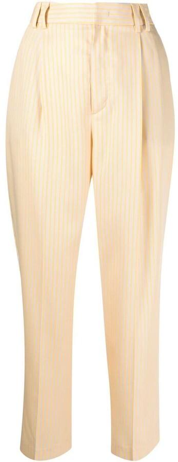 Pt01 Cropped Leg Trousers
