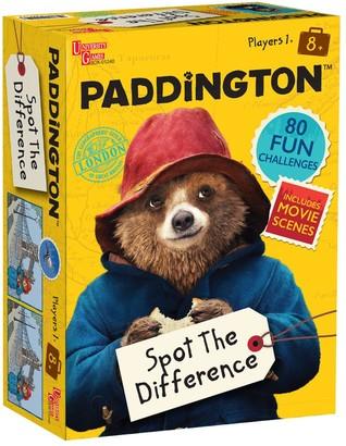Paddington Bear Paddington Spot The Difference Game