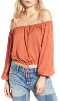 The Fifth Label Women's The Nightingale Off The Shoulder Top