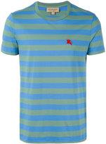 Burberry striped T-shirt - men - Cotton - M