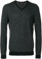 HUGO BOSS V-neck jumper