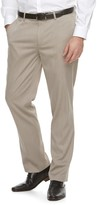 Apt. 9 Men's Silk Touch Extra-Slim Fit Stretch Flat-Front Dress Pants