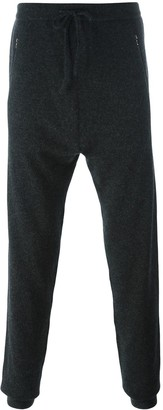 Le Kasha 'Ubud' knitted trackpants