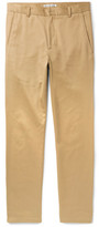 Acne Studios Alfred Slim-fit Cotton-blend Twill Trousers