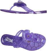 Secret Pon Pon SECRET PON-PON Toe strap sandals