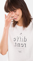 Esprit OUTLET glittering statement t-shirt