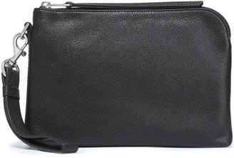 Rebecca Minkoff Bree Textured-leather Pouch