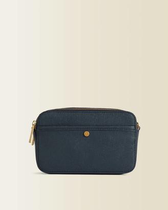 Jigsaw Ester Leather Crossbody Bag