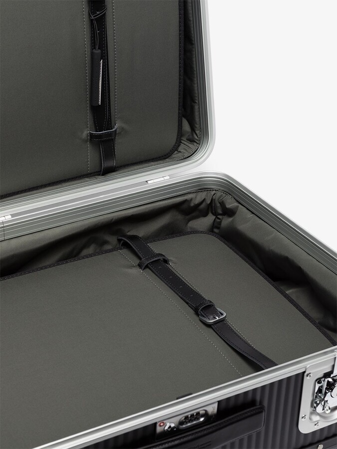 Thumbnail for your product : FPM Milano Black Bank Spinner 76 Check-In Suitcase