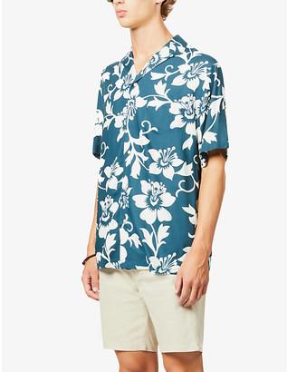 Reyn Spooner Pareo Camp woven shirt