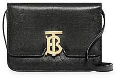 Burberry Women's Small TB Leather Crossbody Bag