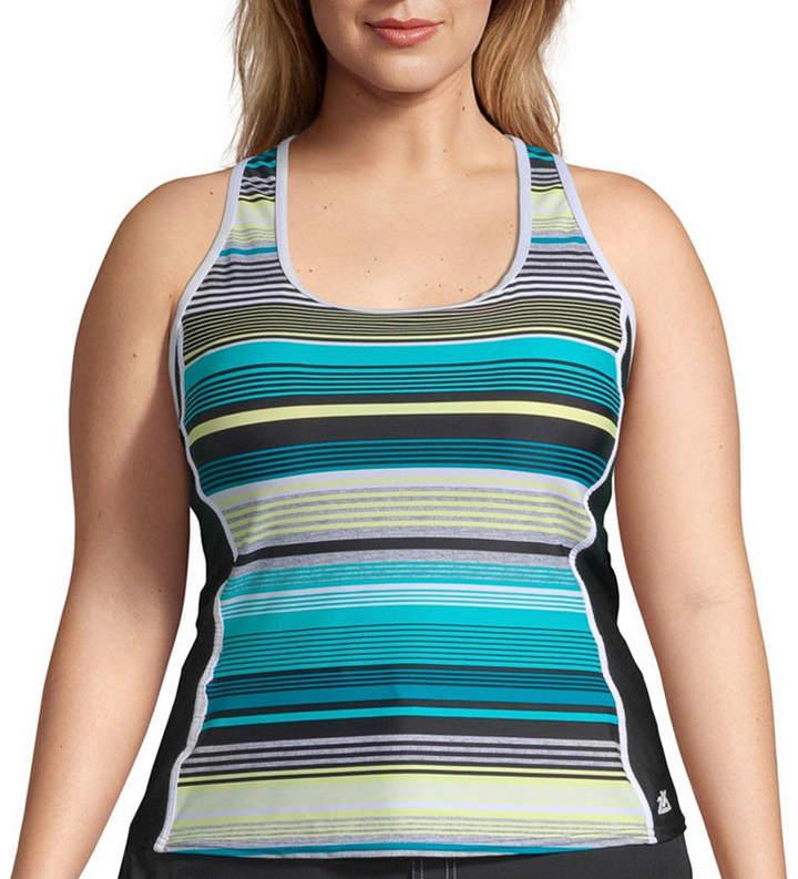 639534cbac ZeroXposur Plus Size Swimsuits - ShopStyle