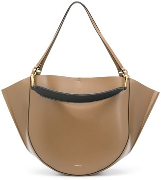 Wandler Structured Tote Bag