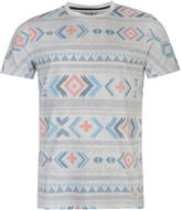 Soulcal Deluxe Aztec T Shirt