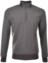 Henri Lloyd Kingsnorth Half Zip Sweatshirt Khaki
