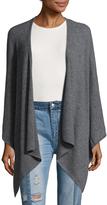 Qi Women's Cashmere Jersey Wrap