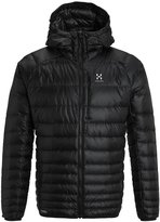 Haglöfs Essens Iii Down Jacket True Black/magnetite