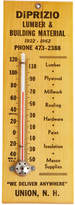 Rejuvenation Mid-Century Advertisement Thermometer by DiPrizio