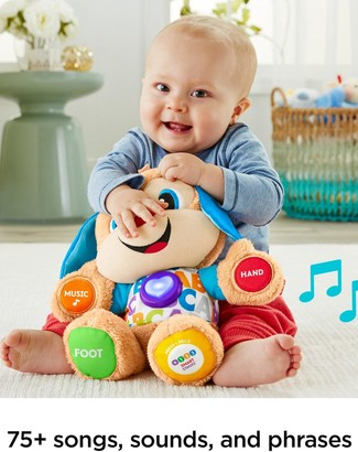 Fisher-Price Smart Stages First Words Puppy