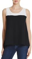 Foxcroft Sara Color Block Tank