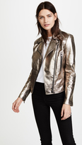 Veronica Beard Mica Biker Jacket