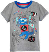 Epic Threads Flap-Graphic T-Shirt, Little Boys, Created for Macy's
