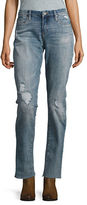Blank NYC Lost and Found Straight-Leg Jeans
