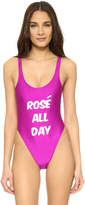 Private Party Rose All Day One Piece