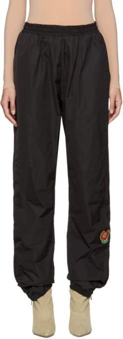 Yeezy Black Track Pants