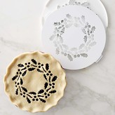 Williams-Sonoma Williams Sonoma Holly Wreath Pie Crust Cutter